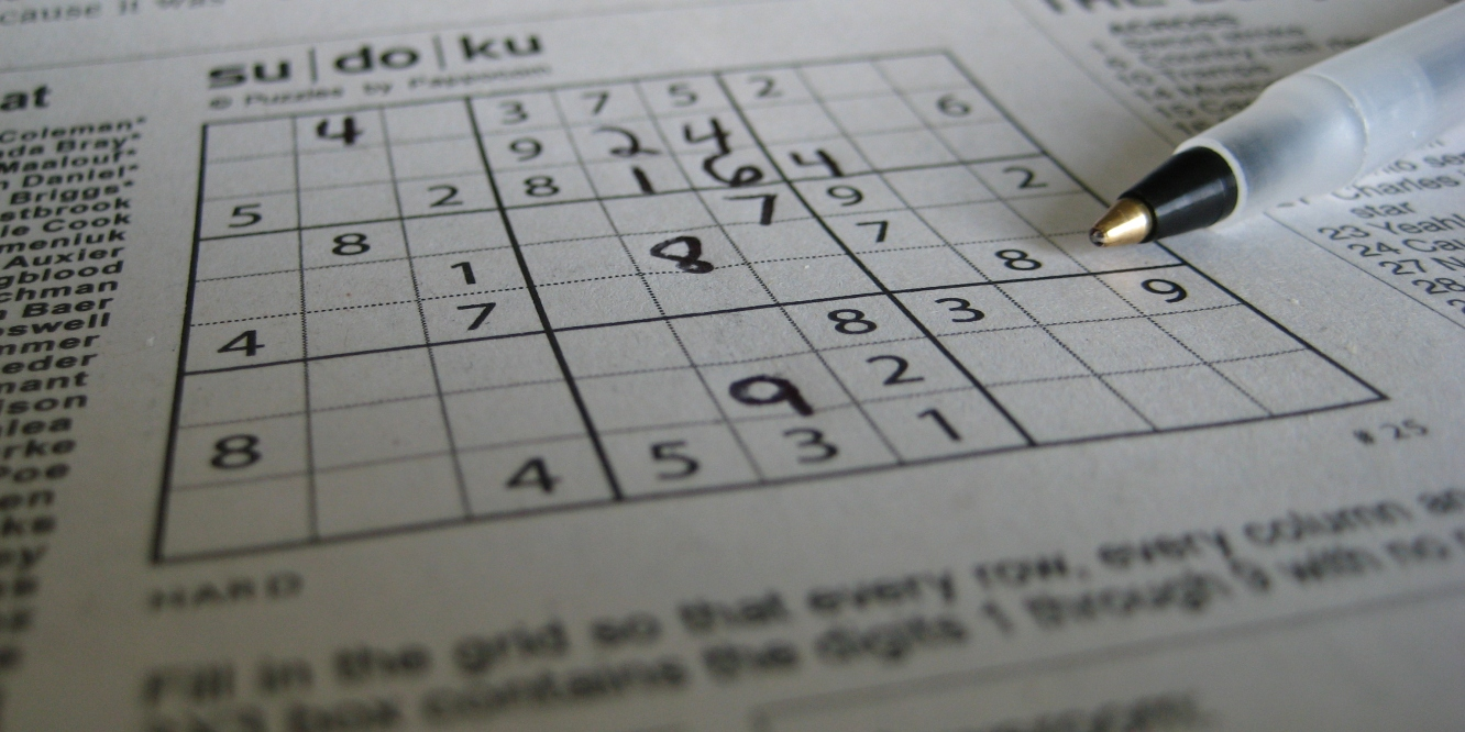 C++ Sudoku Solver Using Pointers – Henry Vincent